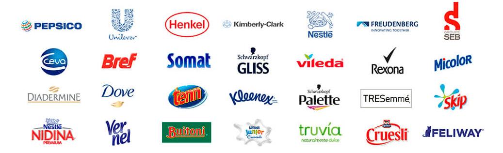 marcas que trabajan con testamus