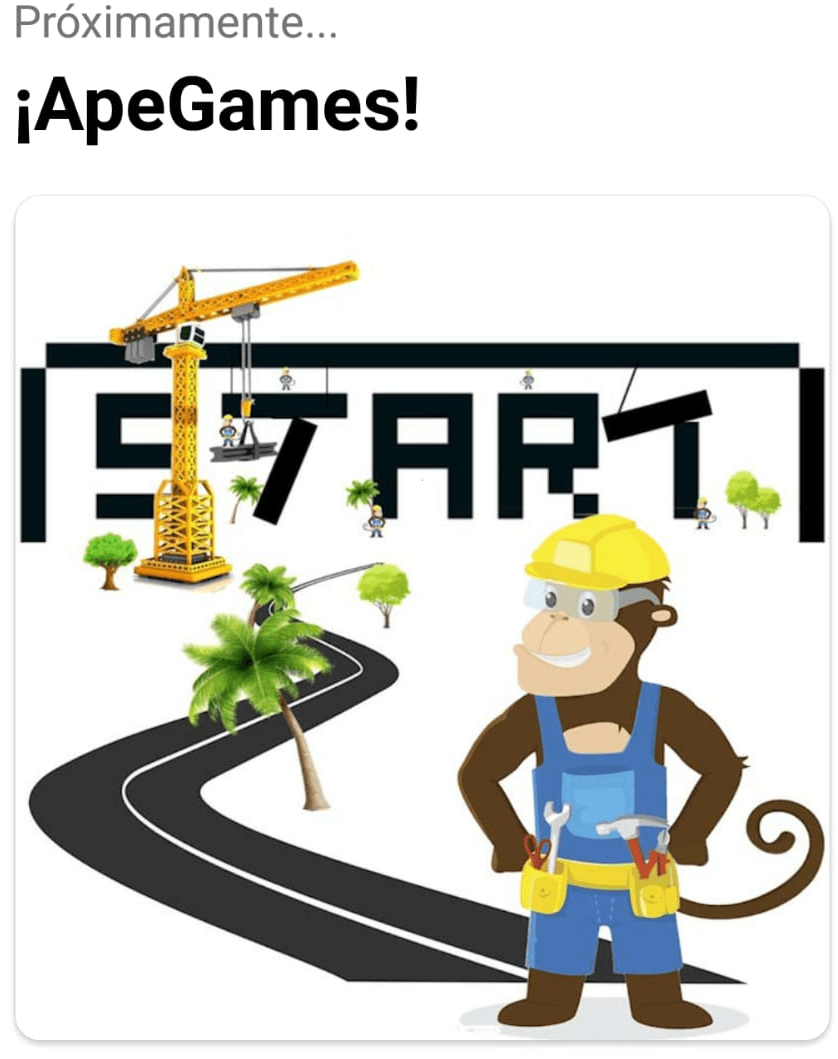 nueva sección de juegos