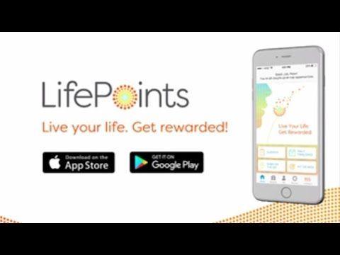 aplicación de lifepoints para tu smartphone