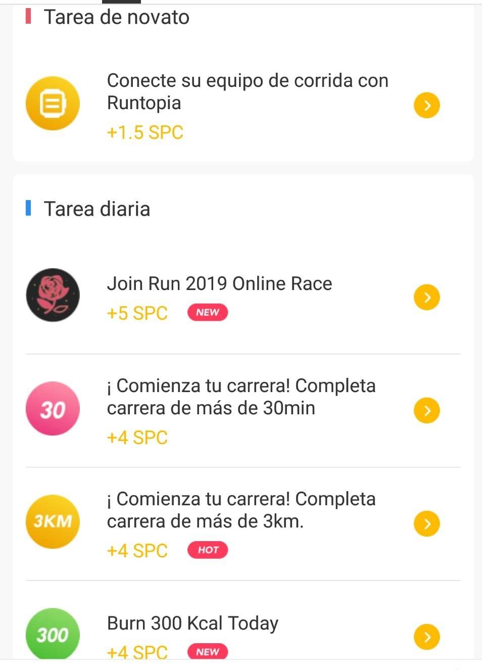 ganar dinero corriendo o andando