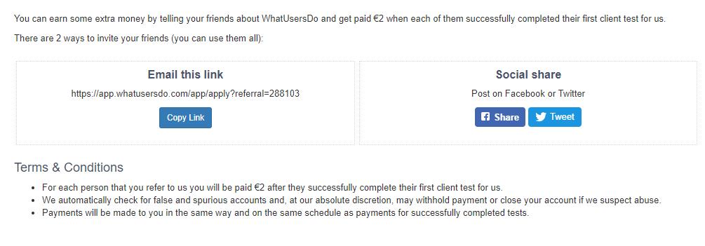 ganar dinero dando tu opinión en whatusersdo