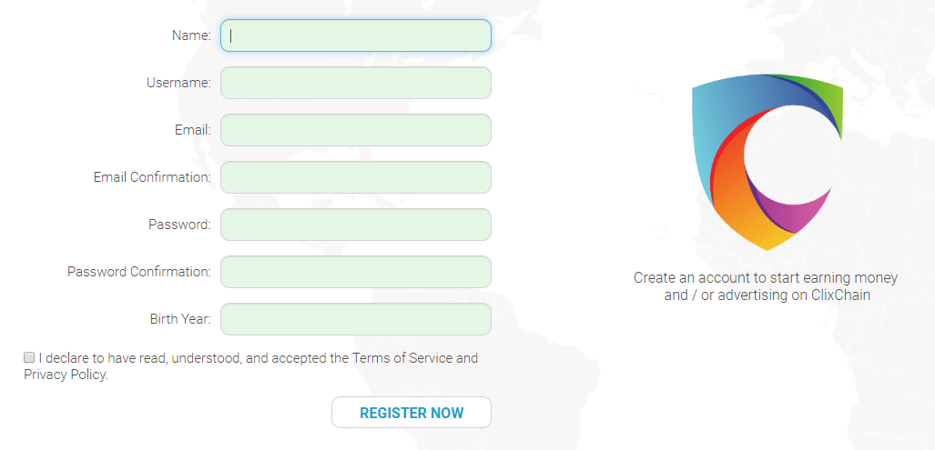 registro clixchain