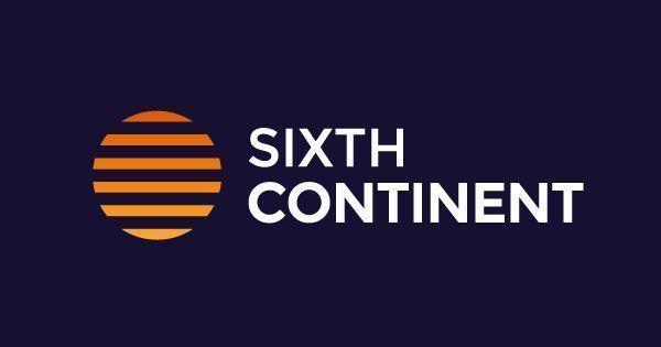 logotipo pequeño sixth continent