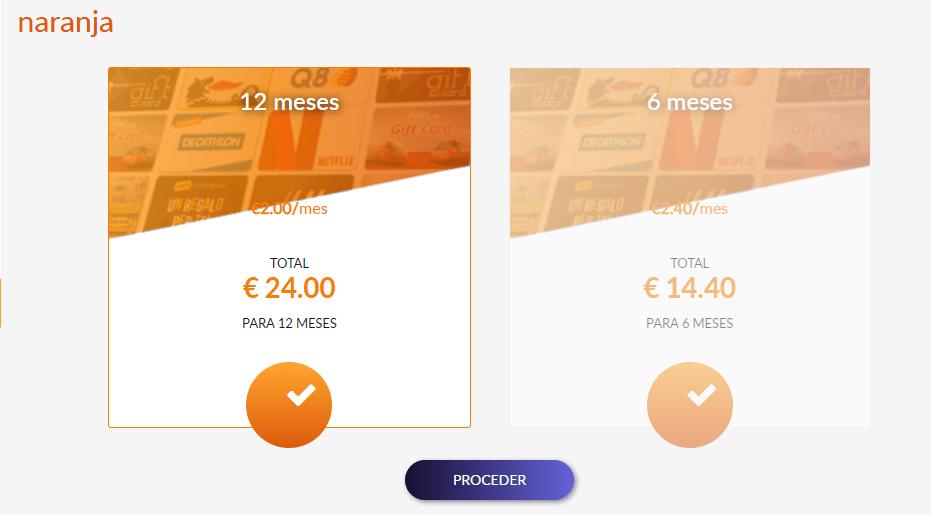 usuarios premium o también llamados usuarios orange