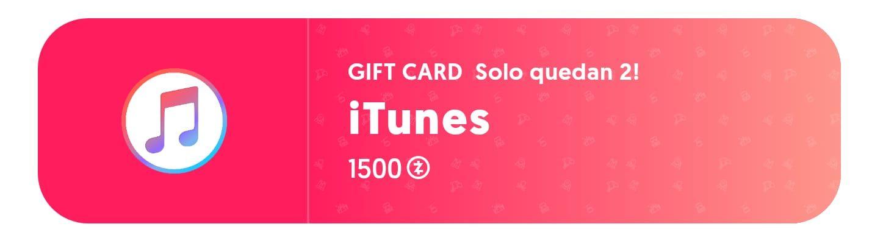friendz tarjeta regalo itunes