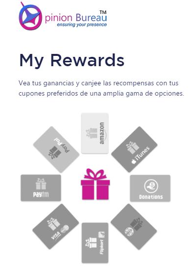 rewards opinon bureau
